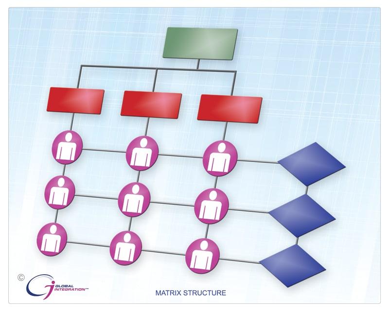 matrix organization structure the effects on business performance Culture and management style of the business affects its o matrix structure structure can affect the performance of ba as if.