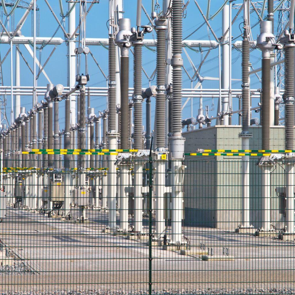 transformation power station diagonal